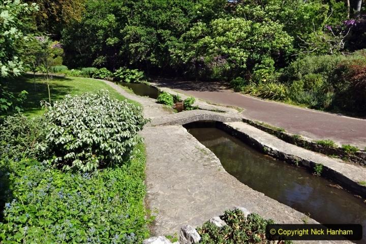 2020-05-28 Covid 19 Walk Branksome, Poole Dorset to Branksome Chine sea front. (59) 001