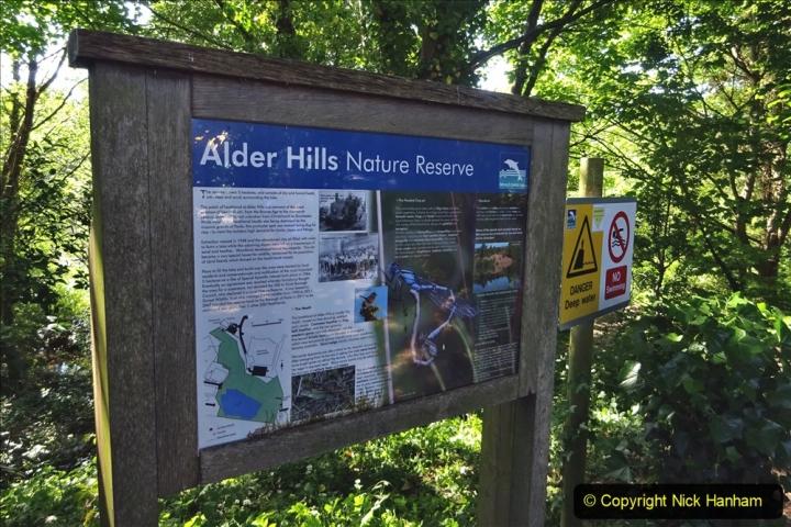 2020-05-31 Covid 19 Walk Alder Hills Nature Reserve Poole, Dorset. (3) 003