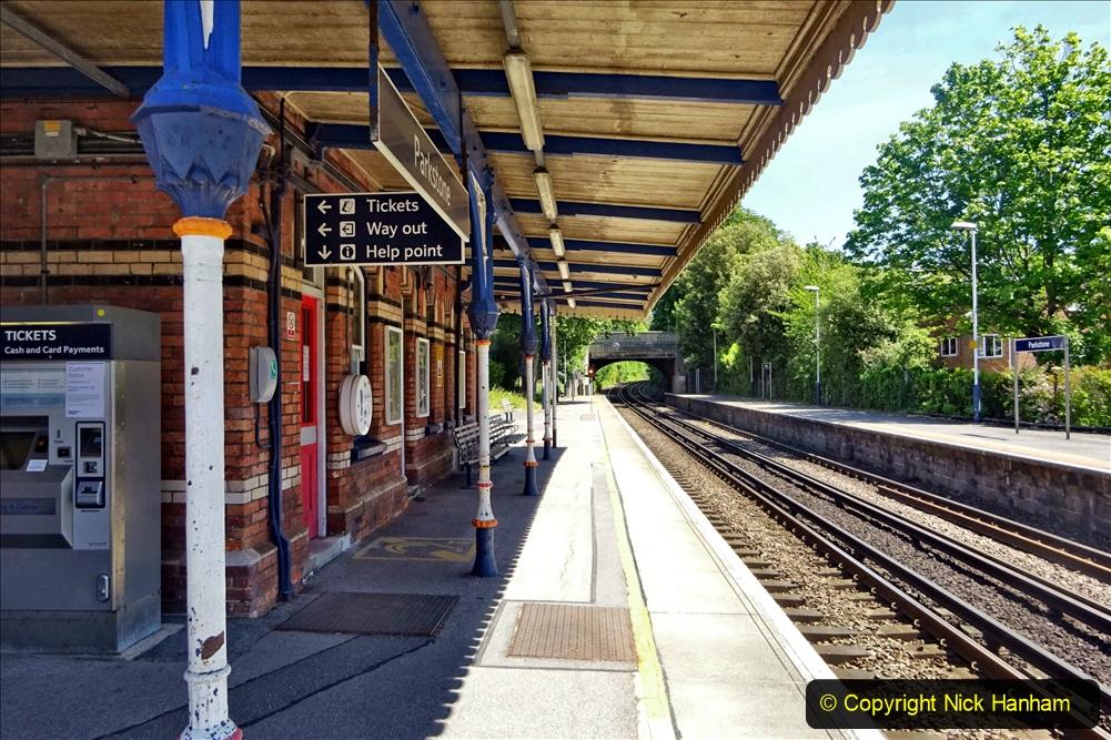 2020-05-21 Covid 19 Walk Around Lower Parkstone, Poole, Dorset. (26) 026