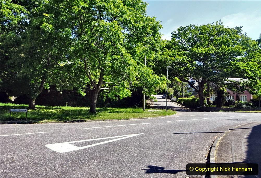 2020-05-21 Covid 19 Walk Around Lower Parkstone, Poole, Dorset. (4) 004