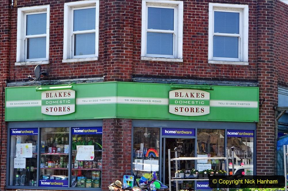 2020-05-21 Covid 19 Walk Around Lower Parkstone, Poole, Dorset. (48) 048