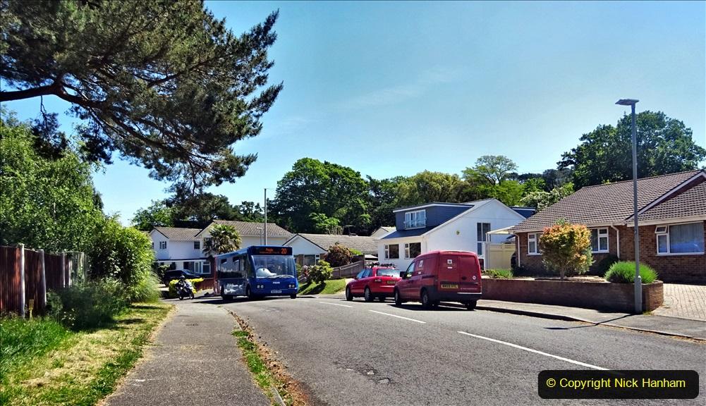 2020-05-21 Covid 19 Walk Around Lower Parkstone, Poole, Dorset. (59) 059