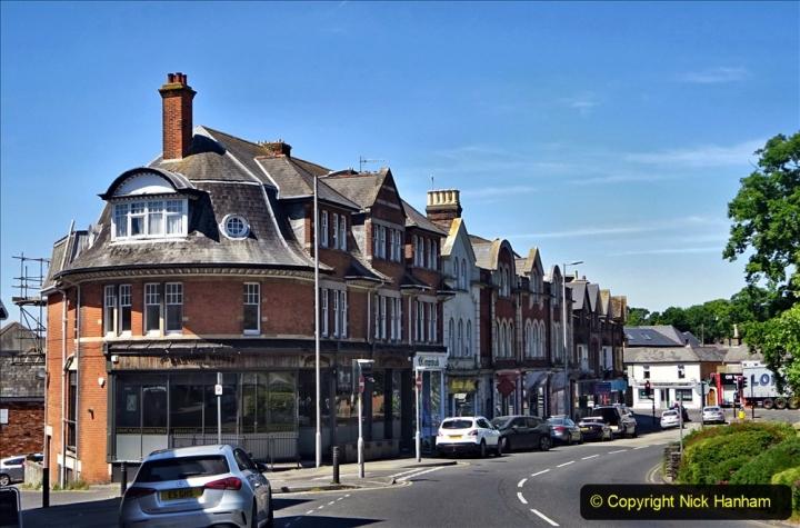 2020-05-21 Covid 19 Walk Around Lower Parkstone, Poole, Dorset. (34) 034
