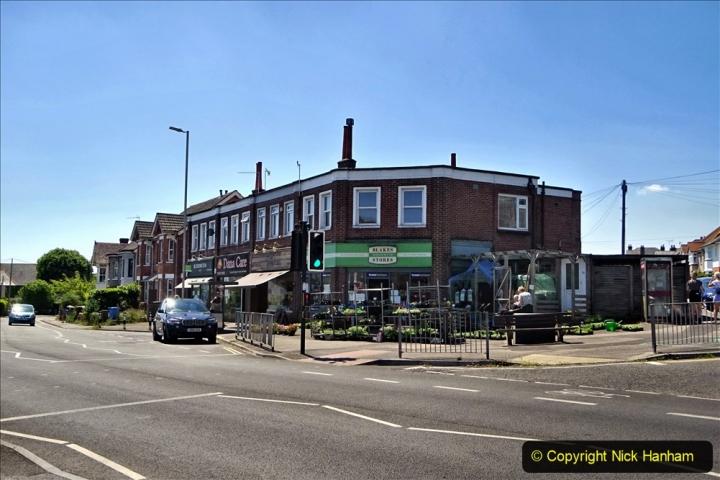 2020-05-21 Covid 19 Walk Around Lower Parkstone, Poole, Dorset. (47) 047