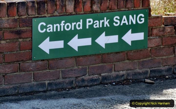 2020-June 08 Covid 19 Walk Canford Park SANG Bearwood, Poole, Dorset. (1) 001