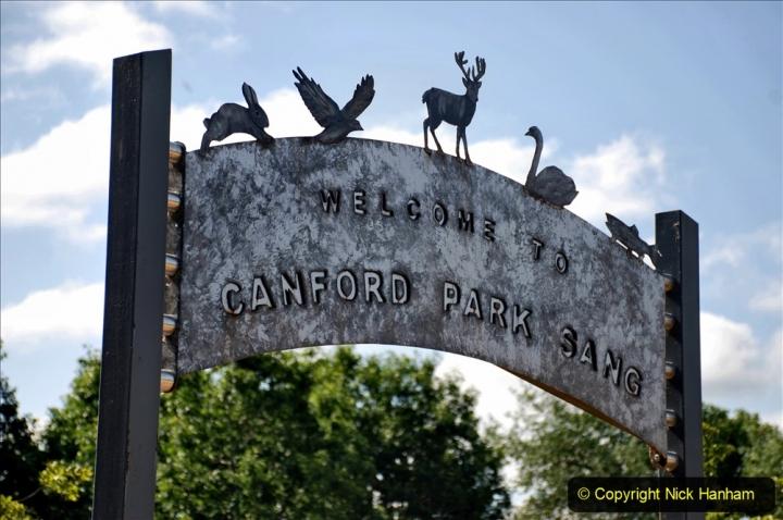 2020-June 08 Covid 19 Walk Canford Park SANG Bearwood, Poole, Dorset. (2) 002