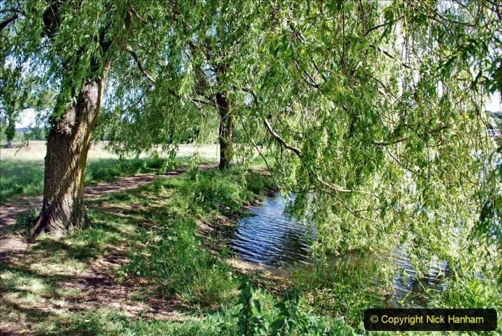 2020-June 08 Covid 19 Walk Canford Park SANG Bearwood, Poole, Dorset. (23) 023