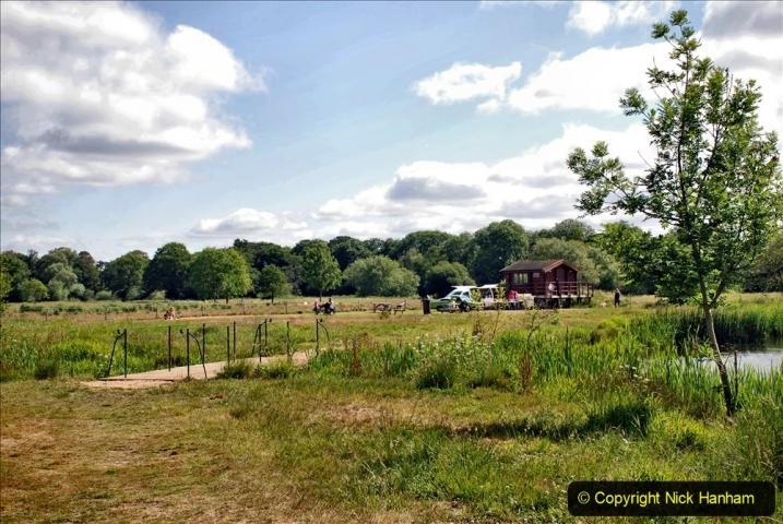2020-June 08 Covid 19 Walk Canford Park SANG Bearwood, Poole, Dorset. (24) 024