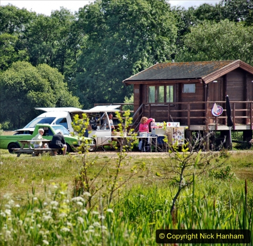 2020-June 08 Covid 19 Walk Canford Park SANG Bearwood, Poole, Dorset. (25) 025