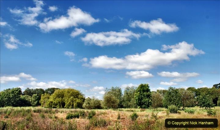 2020-June 08 Covid 19 Walk Canford Park SANG Bearwood, Poole, Dorset. (28) 028