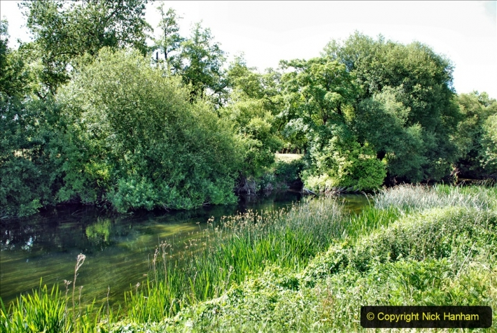 2020-June 08 Covid 19 Walk Canford Park SANG Bearwood, Poole, Dorset. (30) 030