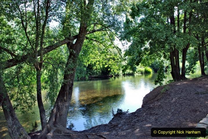 2020-June 08 Covid 19 Walk Canford Park SANG Bearwood, Poole, Dorset. (39) 039