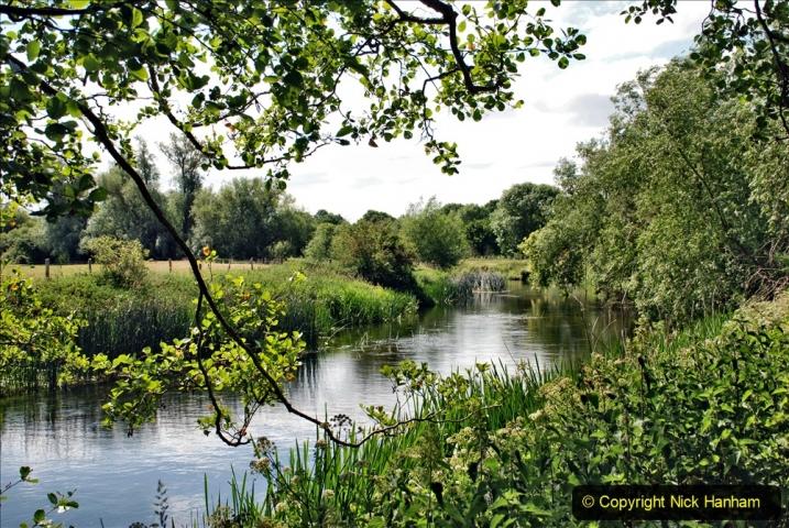 2020-June 08 Covid 19 Walk Canford Park SANG Bearwood, Poole, Dorset. (44) 044