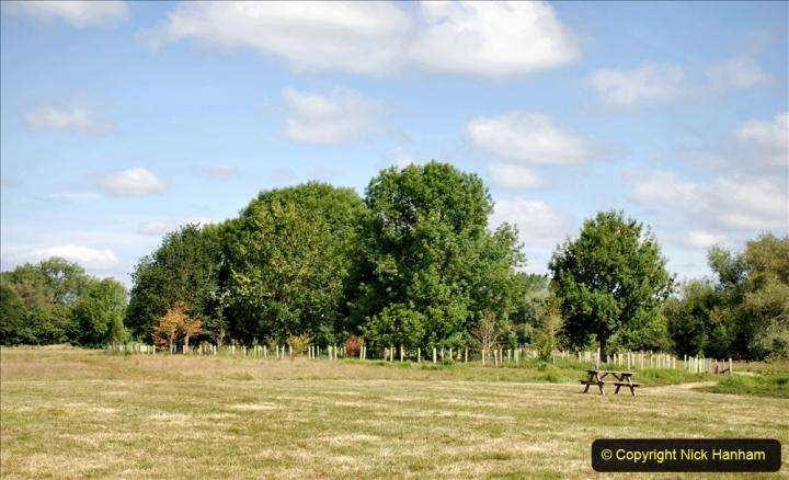 2020-June 08 Covid 19 Walk Canford Park SANG Bearwood, Poole, Dorset. (5) 005