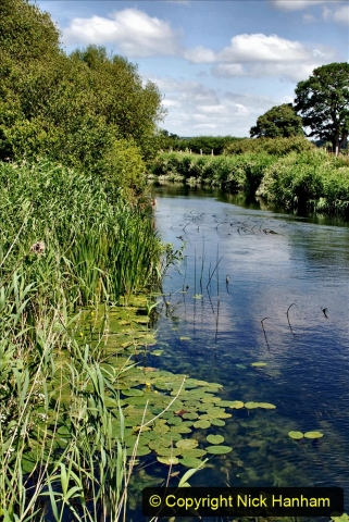 2020-June 08 Covid 19 Walk Canford Park SANG Bearwood, Poole, Dorset. (53) 053
