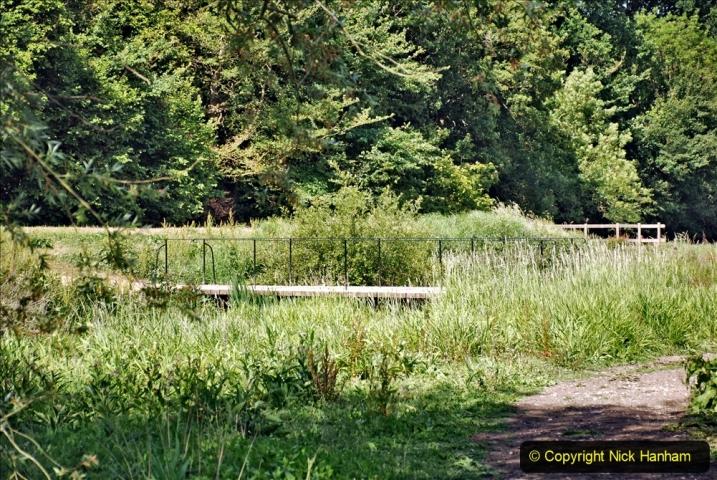 2020-June 08 Covid 19 Walk Canford Park SANG Bearwood, Poole, Dorset. (58) 058