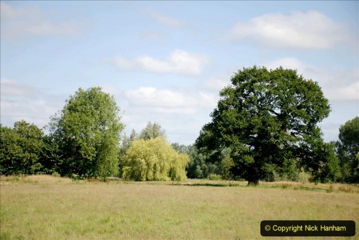 2020-June 08 Covid 19 Walk Canford Park SANG Bearwood, Poole, Dorset. (7) 007