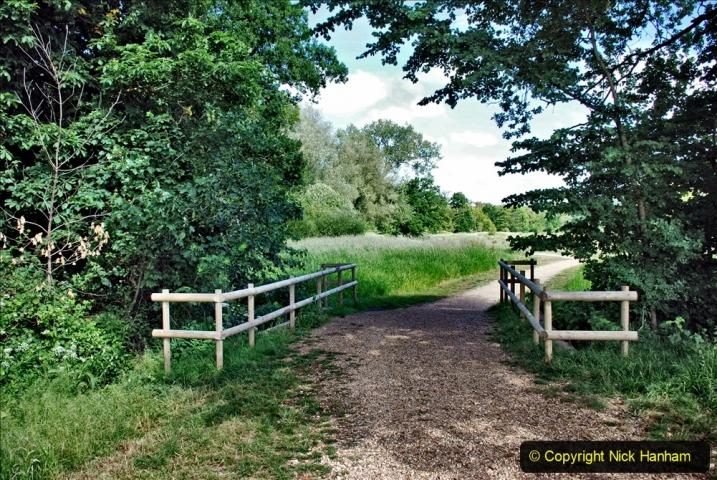 2020-June 08 Covid 19 Walk Canford Park SANG Bearwood, Poole, Dorset. (9) 009