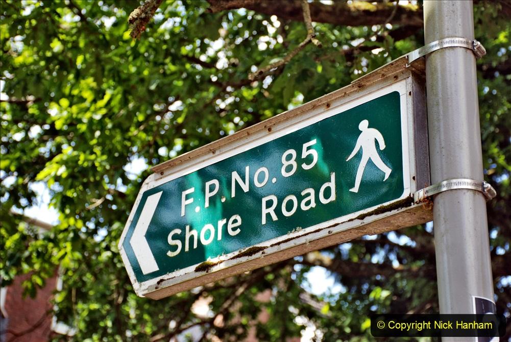 2020-06-09 Covid 19 Walks Constitution Hill & Evening Hill Poole, Dorset. (16) 016