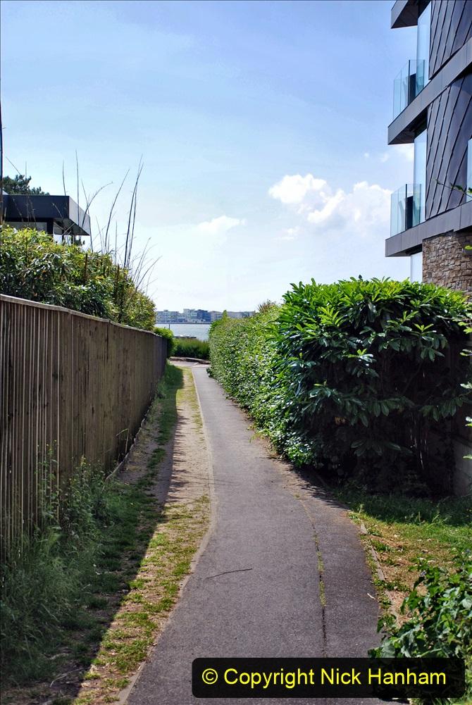2020-06-09 Covid 19 Walks Constitution Hill & Evening Hill Poole, Dorset. (19) 019