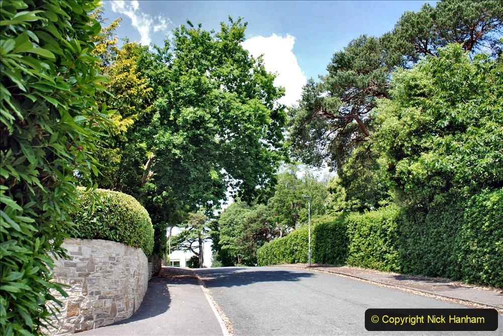 2020-06-09 Covid 19 Walks Constitution Hill & Evening Hill Poole, Dorset. (28) 028