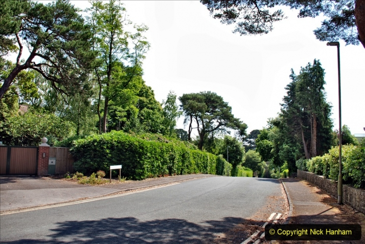 2020-06-09 Covid 19 Walks Constitution Hill & Evening Hill Poole, Dorset. (30) 030