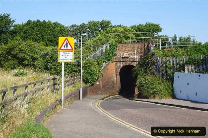 0012020-06-25 Covid 19 Walk Home-Poole Park-Poole Town-Poole Quay-Baiter-Home. (12) 012