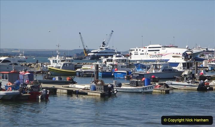 0012020-06-25 Covid 19 Walk Home-Poole Park-Poole Town-Poole Quay-Baiter-Home. (123) 123