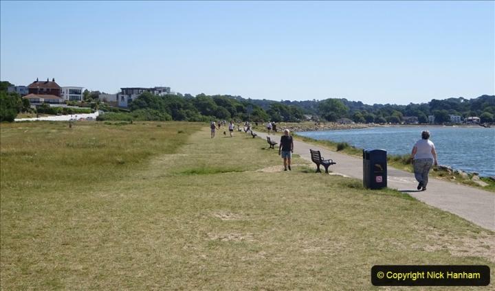 0012020-06-25 Covid 19 Walk Home-Poole Park-Poole Town-Poole Quay-Baiter-Home. (133) 133