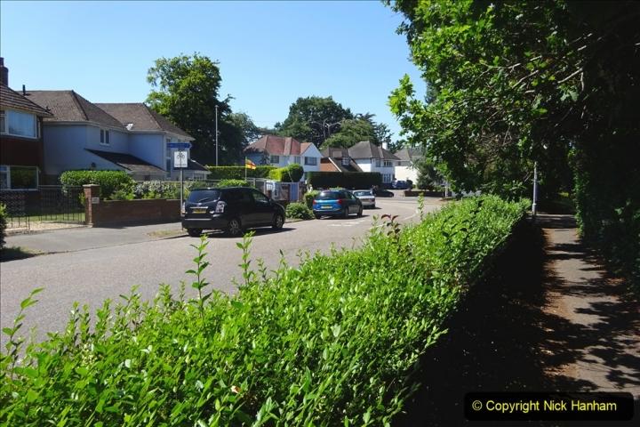 0012020-06-25 Covid 19 Walk Home-Poole Park-Poole Town-Poole Quay-Baiter-Home. (138) 138