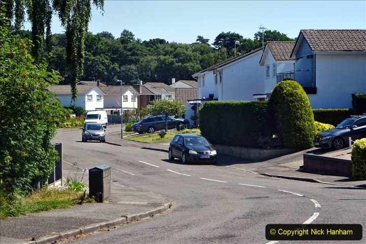 0012020-06-25 Covid 19 Walk Home-Poole Park-Poole Town-Poole Quay-Baiter-Home. (143) 143