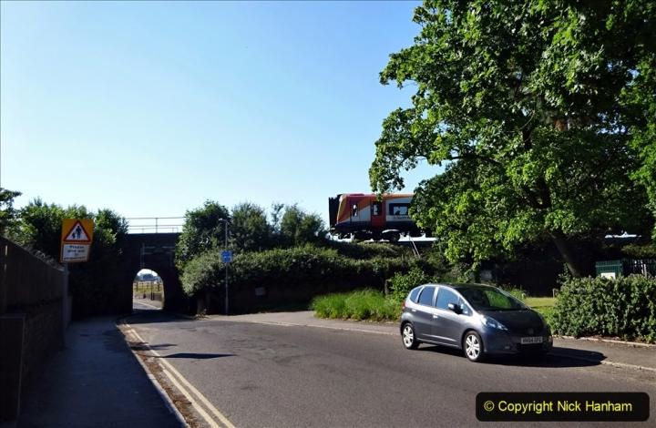 0012020-06-25 Covid 19 Walk Home-Poole Park-Poole Town-Poole Quay-Baiter-Home. (15) 015