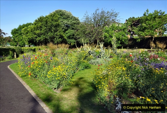 0012020-06-25 Covid 19 Walk Home-Poole Park-Poole Town-Poole Quay-Baiter-Home. (28) 028
