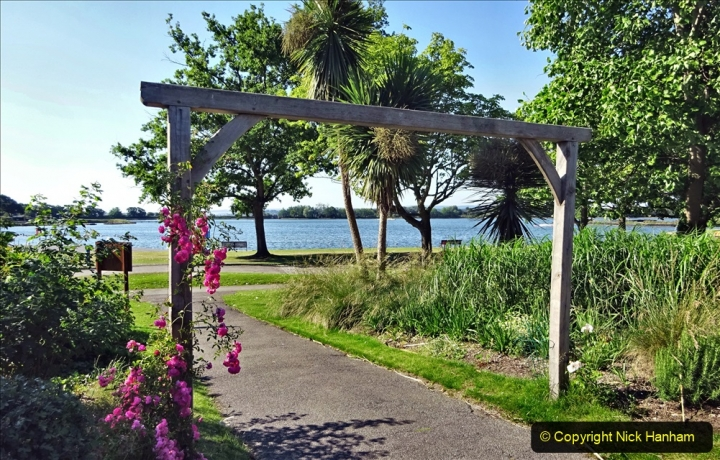 0012020-06-25 Covid 19 Walk Home-Poole Park-Poole Town-Poole Quay-Baiter-Home. (33) 033