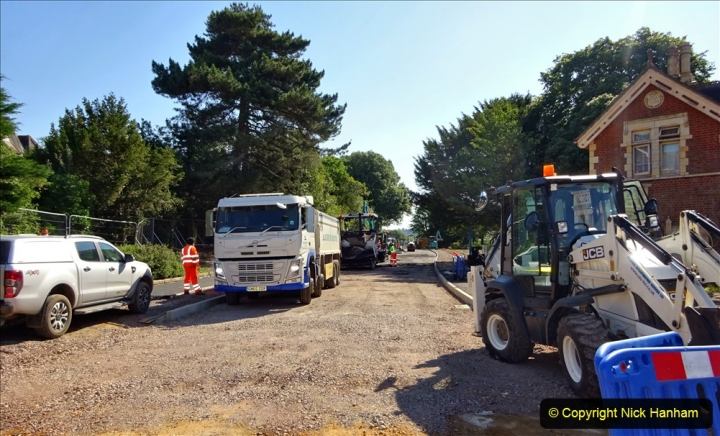 0012020-06-25 Covid 19 Walk Home-Poole Park-Poole Town-Poole Quay-Baiter-Home. (41) 041
