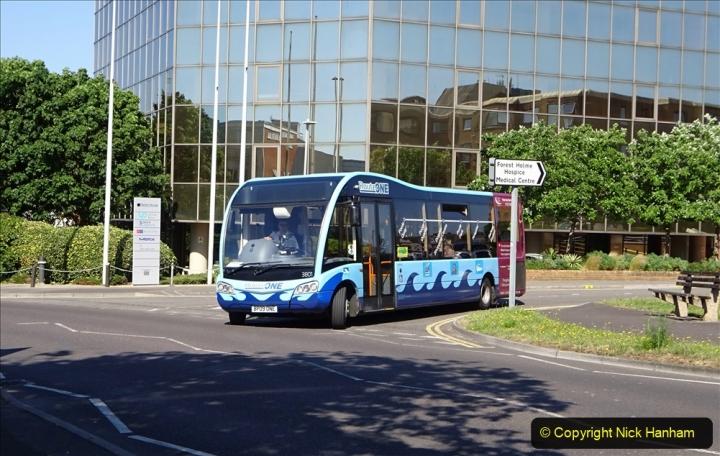 0012020-06-25 Covid 19 Walk Home-Poole Park-Poole Town-Poole Quay-Baiter-Home. (44) 044
