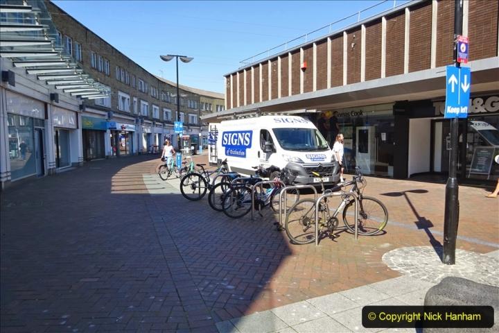 0012020-06-25 Covid 19 Walk Home-Poole Park-Poole Town-Poole Quay-Baiter-Home. (65) 065