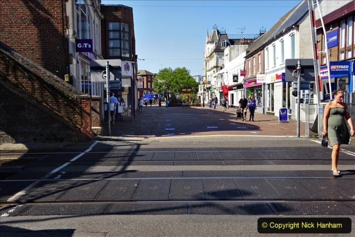 0012020-06-25 Covid 19 Walk Home-Poole Park-Poole Town-Poole Quay-Baiter-Home. (68) 068