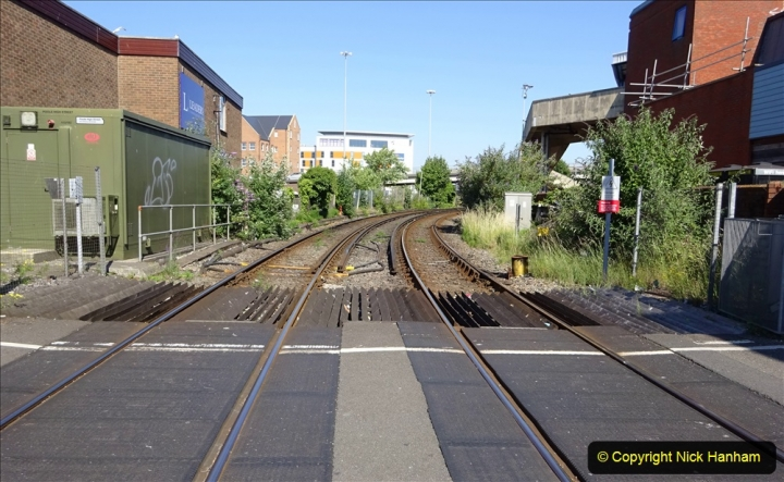 0012020-06-25 Covid 19 Walk Home-Poole Park-Poole Town-Poole Quay-Baiter-Home. (71) 071