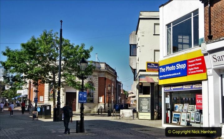0012020-06-25 Covid 19 Walk Home-Poole Park-Poole Town-Poole Quay-Baiter-Home. (75) 075