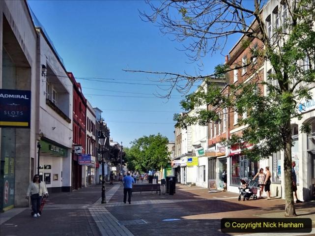 0012020-06-25 Covid 19 Walk Home-Poole Park-Poole Town-Poole Quay-Baiter-Home. (77) 077