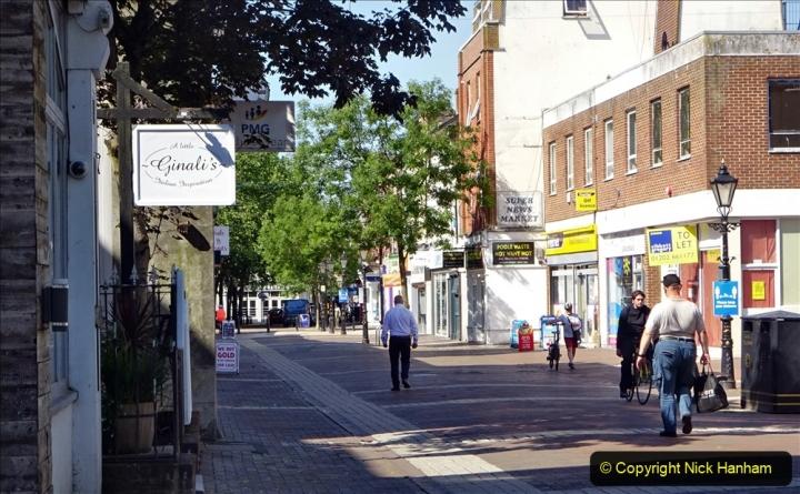 0012020-06-25 Covid 19 Walk Home-Poole Park-Poole Town-Poole Quay-Baiter-Home. (80) 080