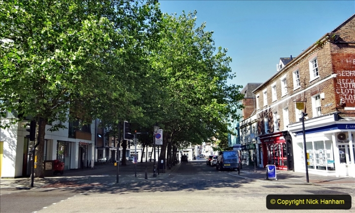 0012020-06-25 Covid 19 Walk Home-Poole Park-Poole Town-Poole Quay-Baiter-Home. (84) 084