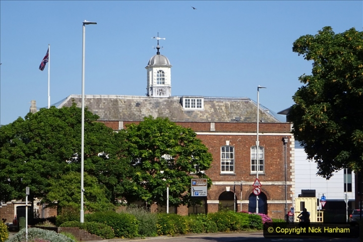0012020-06-25 Covid 19 Walk Home-Poole Park-Poole Town-Poole Quay-Baiter-Home. (85) 085