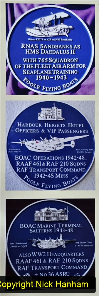 2020-07-07 Poole and Flying Boats. (11) 011 Local Blue Plaques.