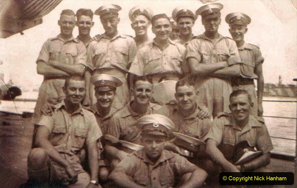 2020-07-07 Poole and Flying Boats. (127) 134  Royal Marines at Rockley.