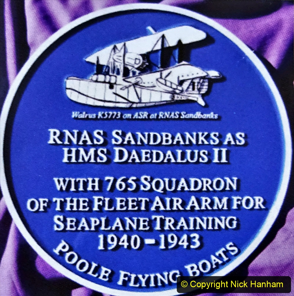 2020-07-07 Poole and Flying Boats. (8) 008 Local Blue Plaques.