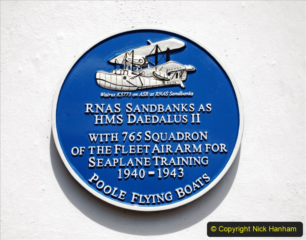 2020-07-07 Poole and Flying Boats. (17a) 020 Sandbanks, Royal Motor Yacht Club. (6)