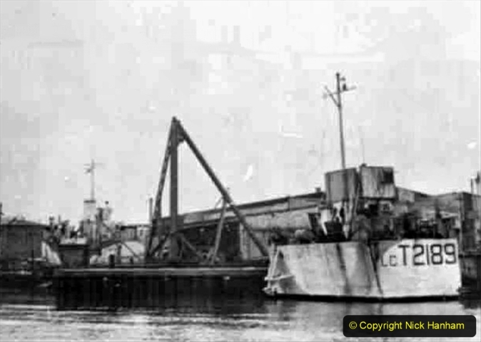 BEAMISH COLLECTIONLCT1030 in backgroundBolson's Shipyard?Undated.