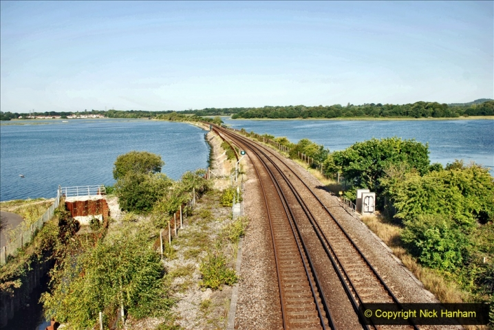 2020-07-31 Covid 19 Walk Poole Inner Harbour to Upton Country Park and return. (11)